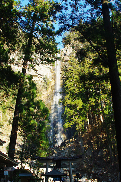 飛滝神社と那智の滝