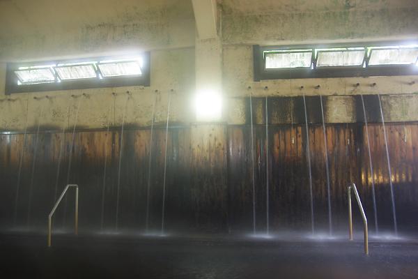 うたせ湯大浴場