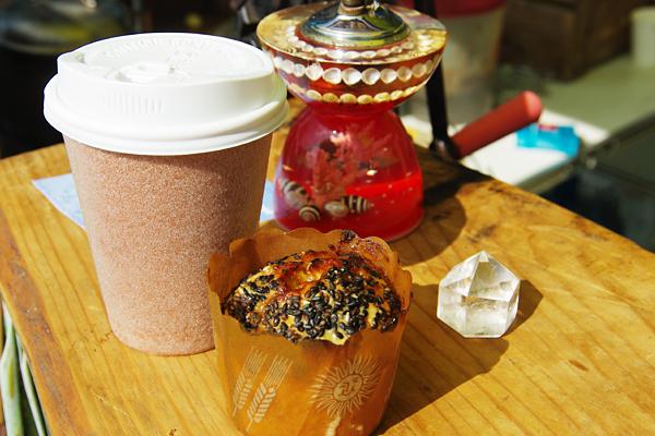 SUNSHINEコーヒー&マフィン