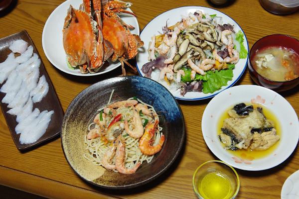 今夜のディナー〜ALL