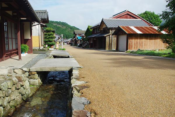 福井県、若狭熊川宿