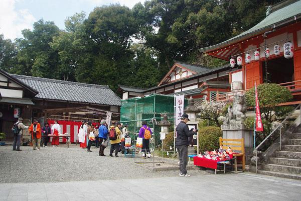 粉河産土神社ひな祭り