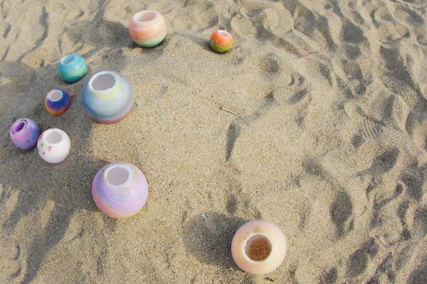 ミチシオの浜辺