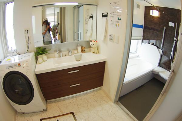 洗面所&バスルーム
