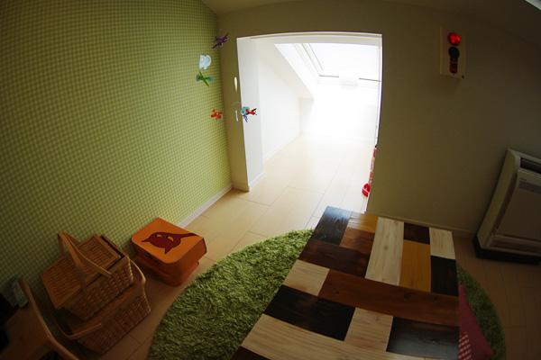 ヒミツの小部屋