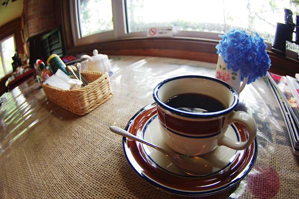 奥さん仕立てのコーヒー