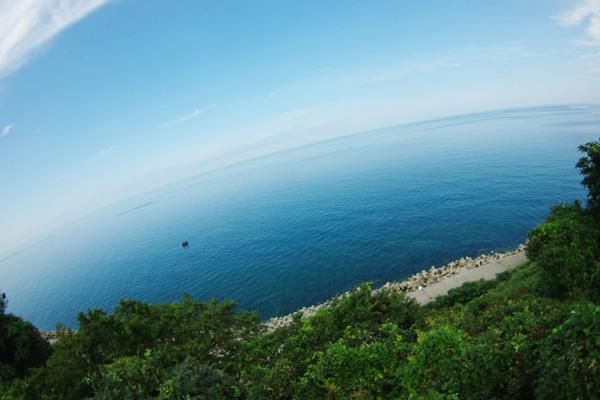 青と蒼の境界線