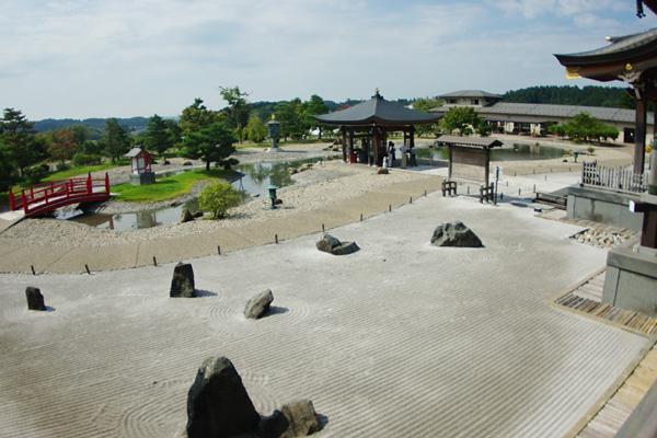 不動寺庭園