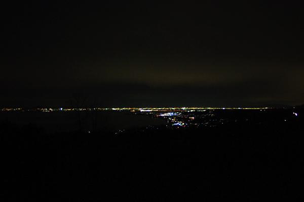 夜景fromびわバ