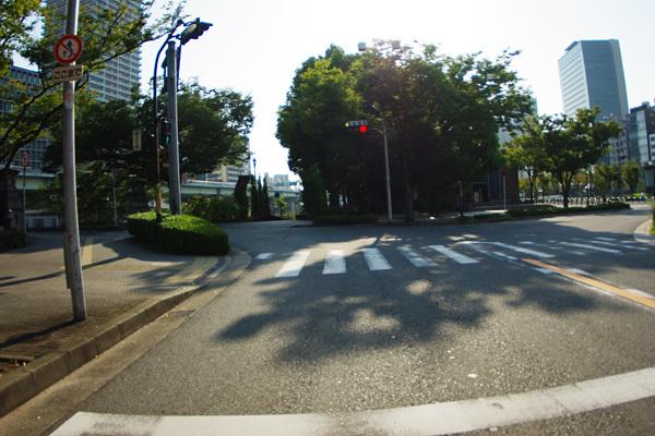 中央公会堂前交差点
