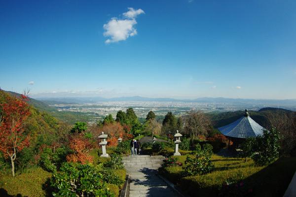 京都市内一望