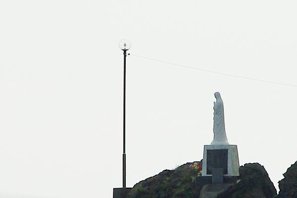 海上マリア像
