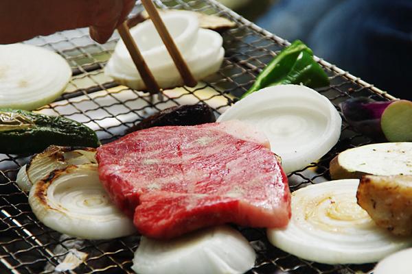 ステーキ肉!
