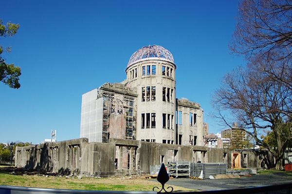 原爆ドーム〜その1