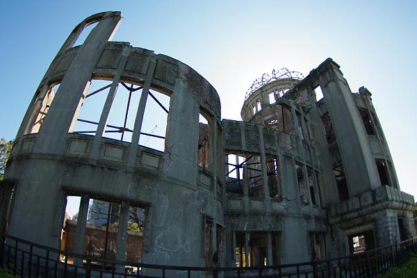 原爆ドーム〜その2