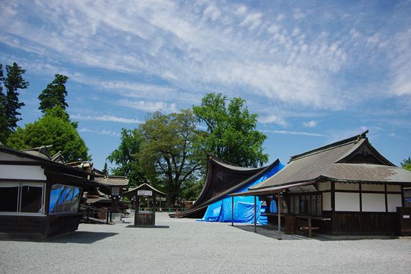 阿蘇神社の現在〜その3