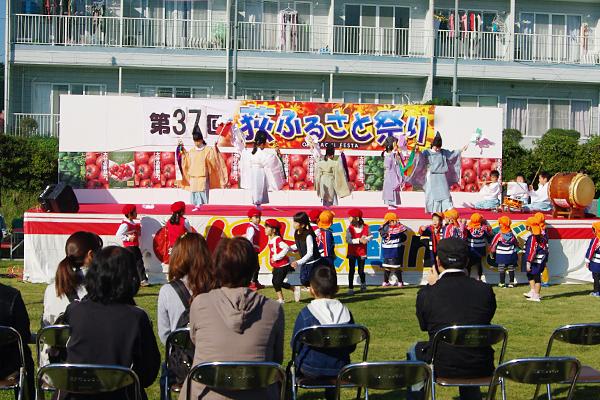 第11回 トマト天国inおぎ & 第37回 荻ふるさと祭り