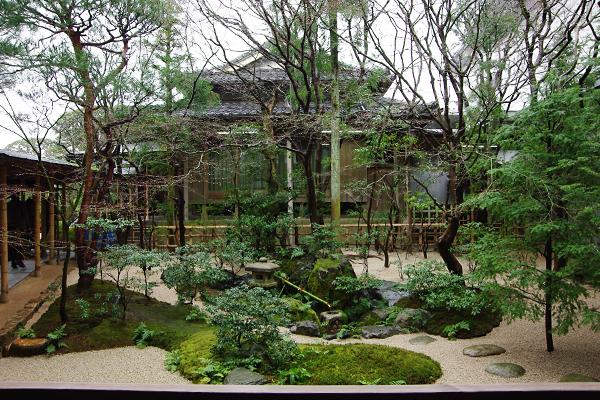 足立美術館〜庭園04