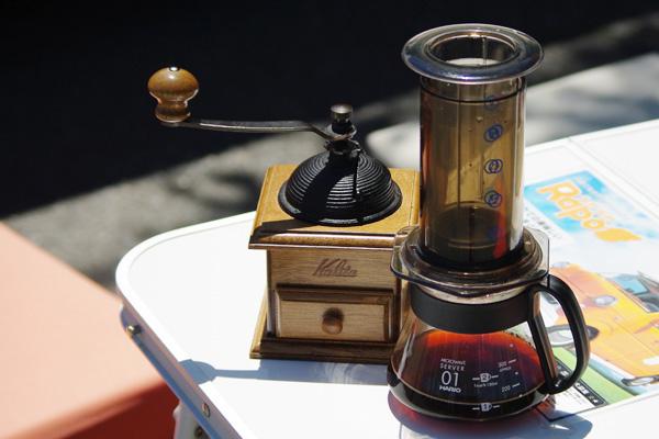 エアロプレス・コーヒー