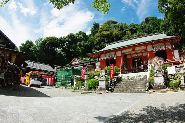 たのもしの宮・粉河産土神社